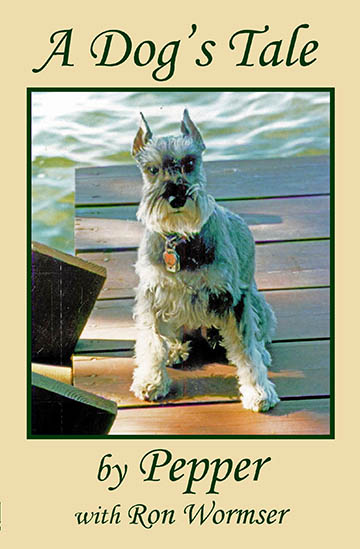 A Dog's Tale by Ron Wormser